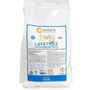 POLVERE LAVATRICE SOLARA 1,5 Kg