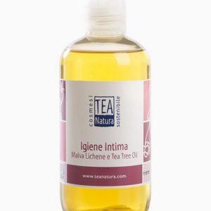 DETERGENTE INTIMO MALVA LICHENE E TEA TREE OIL 250 ml
