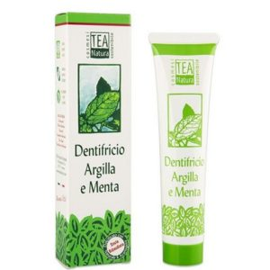 DENTIFRICIO ARGILLA E MENTA 75 ml